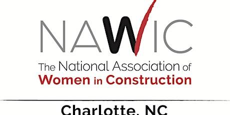 NAWIC GENERAL MEETING - CATAWBA CROSSINGS tickets