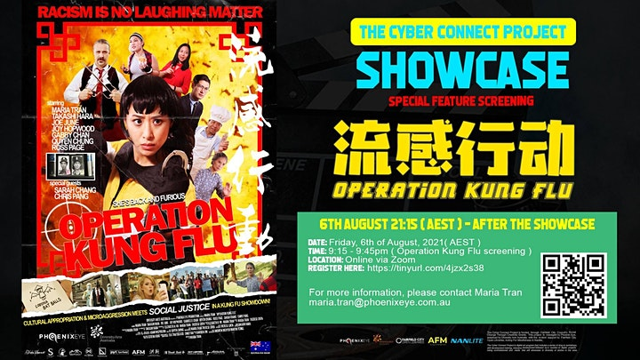 The Cyber Connect Showcase image