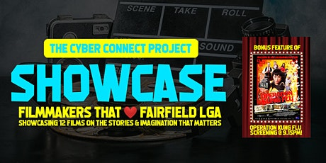 The Cyber Connect Showcase tickets