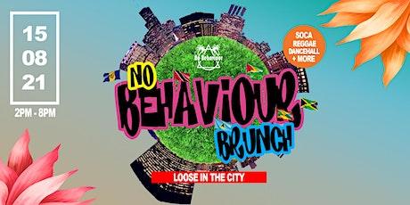 No Behaviour tickets