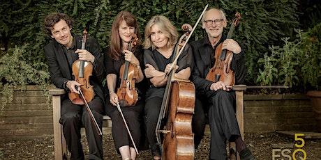 Fitzwilliam String Quartet with Elizabeth Bradley and Yoko Misumi tickets