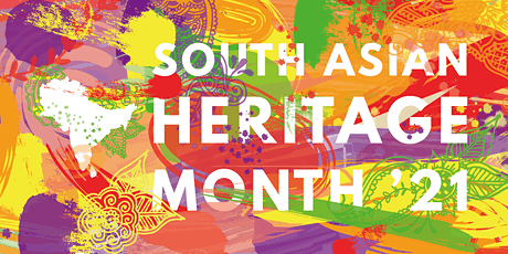 Explore and Celebrate Diverse Identities of South Asians tickets