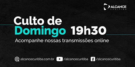 Culto Domingo - 19h30 tickets