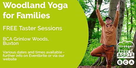 Woodland Yoga for families tickets