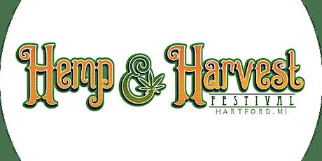 Hemp and Harvest fest tickets