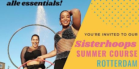Sisterhoops Summer Course Rotterdam tickets