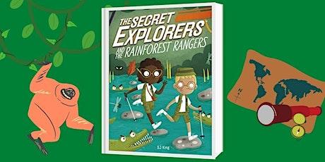 Secret Explorers & Eco Warriors Drama Workshop ( Ages 7-11) tickets
