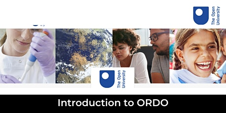 Introduction to ORDO - the OU's research data repository tickets