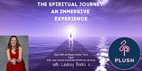 The Spiritual Journey: An Immersive Experience tickets