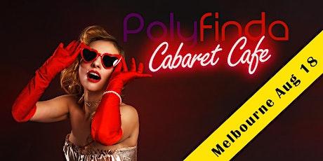 Cabaret Cafe - Melbourne tickets