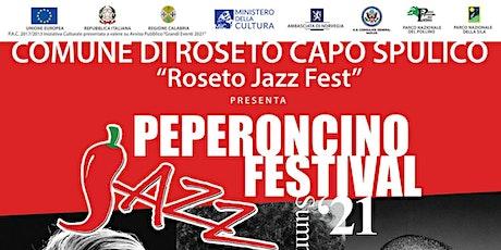 JESSE DAVIS QUARTET with Peperoncino Jazz Festival biglietti