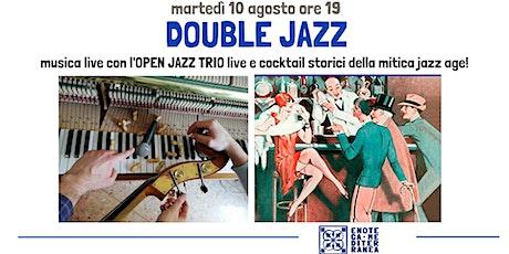 Double Jazz biglietti