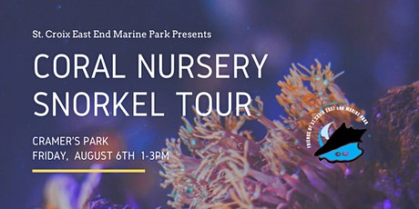 Coral Nursery Swim tickets