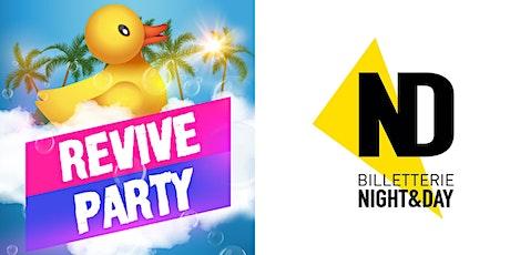 Revive Party billets