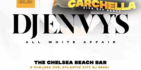 DJ Envy's Car Show Welcome Chelsea  Beach Bar Party tickets