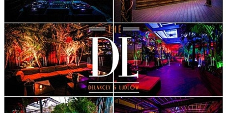 FRIDAY NIGHTS - THE DL  ROOFTOP tickets