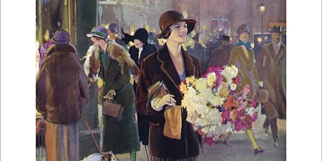 Online - Five London Novels from Handheld Press tickets
