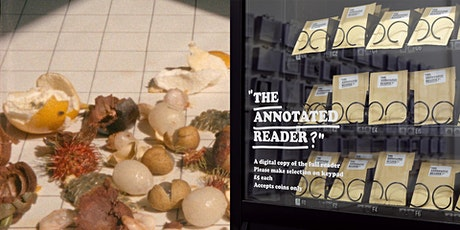 Saturday Slow Preview: The Annotated Reader & The Naming of Things tickets