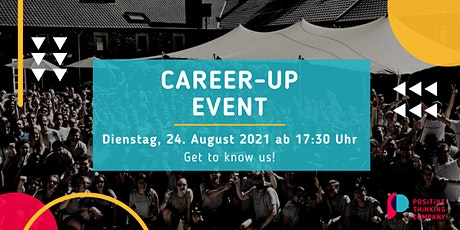 CAREER UP Tickets