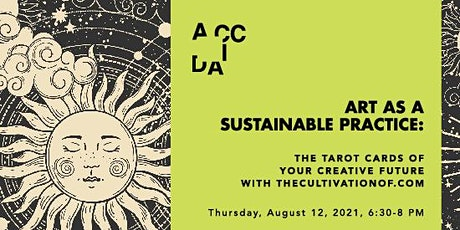Art as a Sustainable Practice: Creating sustainable artists livelihoods tickets