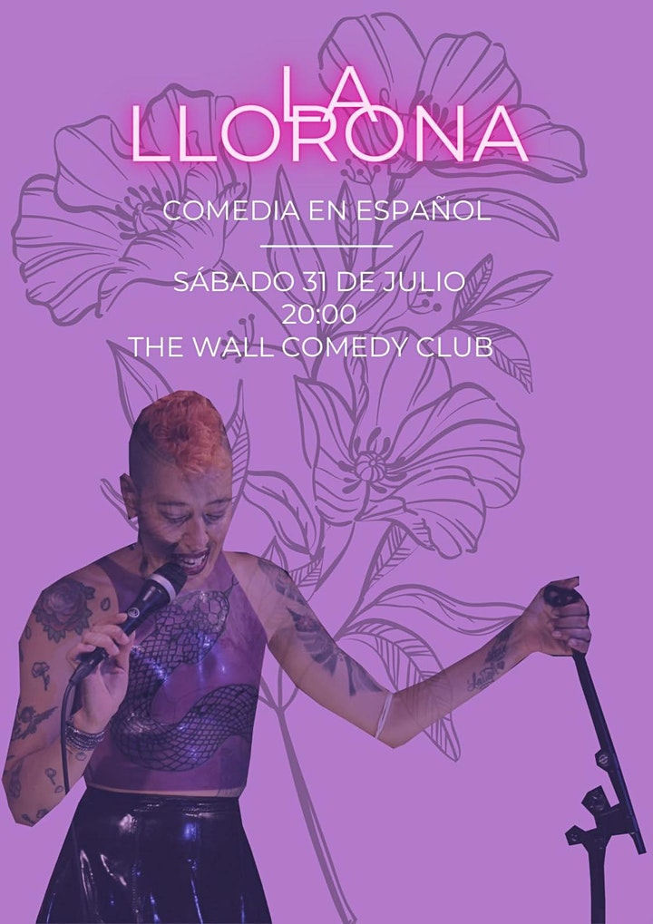La Llorona Comedy  en Español: Bild