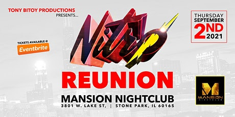Nitro Reunion tickets