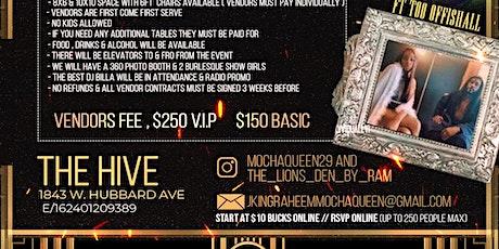 Black Wall Street Vendors Expo tickets