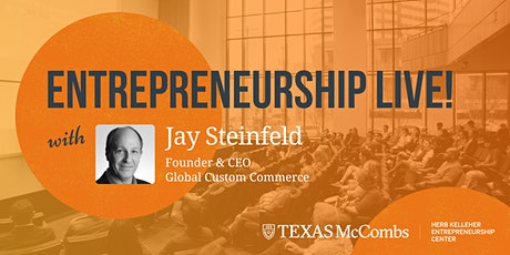 Entrepreneurship Live! with Jay Steinfeld tickets
