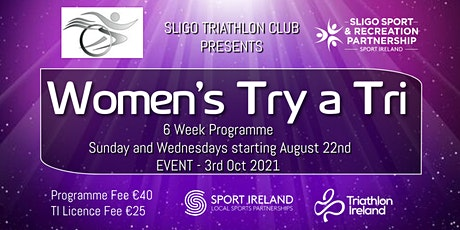 Women's Try a Tri Initiative 2021 tickets