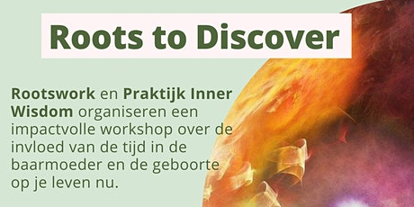 Workshop Roots to Discover tickets