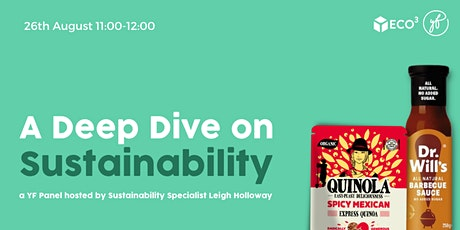 YF Panel: A Deep Dive on Sustainability tickets