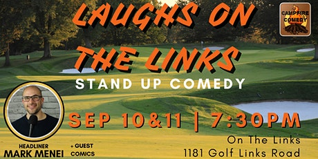 Laughs On The Links: Stand Up Comedy tickets