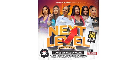 LIVE   TRADING EXPERIENCE -WITNESS MONEY MADE IN MINUTES LIVE IN LAGOS tickets
