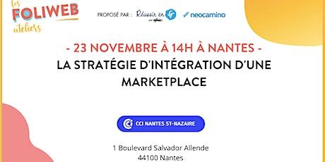 La stratégie d'intégration d'une marketplace billets