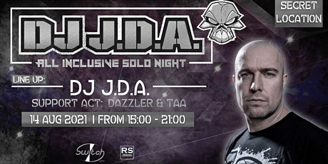 J.D.A. Solo Night tickets