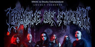 Cradle of Filth: Lustmord and Tourgasm