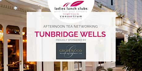 Tunbridge Wells Ladies Lunch Club Afternoon Tea Event - 28th September 2021 tickets