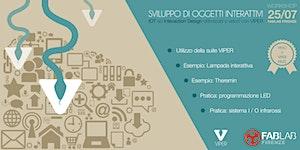 Interaction Design ed IOT: sviluppare oggetti...