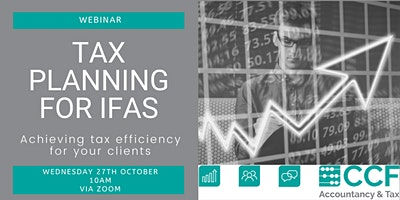 Tax Planning for IFAs