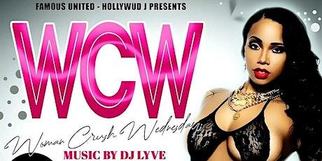 WCW - Woman Crush Wednesdays tickets