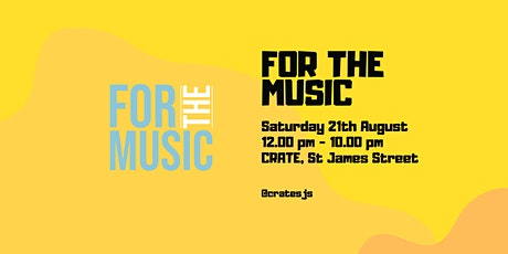 For The Music Day Fest tickets