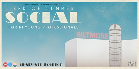 End of Summer Social for Rhode Island Young Professionals tickets