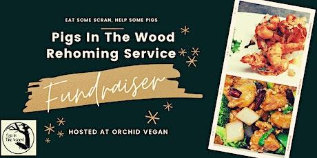 Fundraiser Dinner at Orchid Vegan tickets