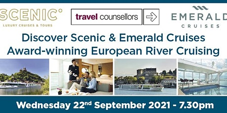 Discover River Cruising tickets