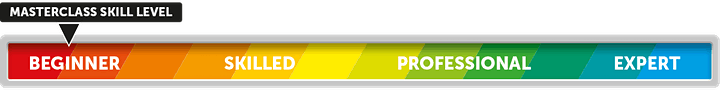 MasterClass: Game Design: How to Benchmark, Create & Measure Fun image