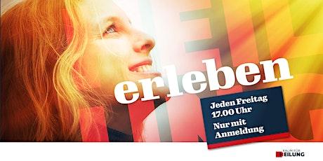 Christozentrisches Heilen Tickets