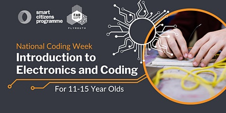 National Coding Week: Introduction to Electronics and Coding tickets