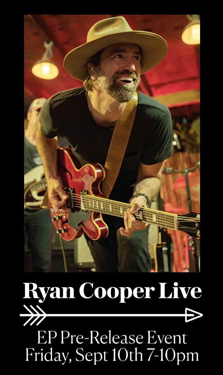 Imperial Moto Presents: Ryan Cooper and Guests Live image