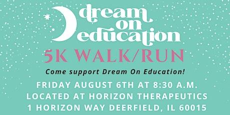 Dream On Education  x  HORIZON tickets