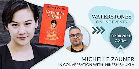 Michelle Zauner in conversation with Nikesh Shukla tickets